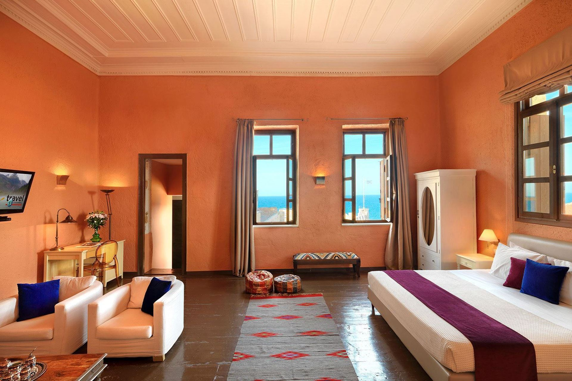 Superior Double with Sea View - Room VIII