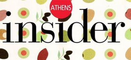 Insider - THE CITY MAGAZINE OF ATHENS