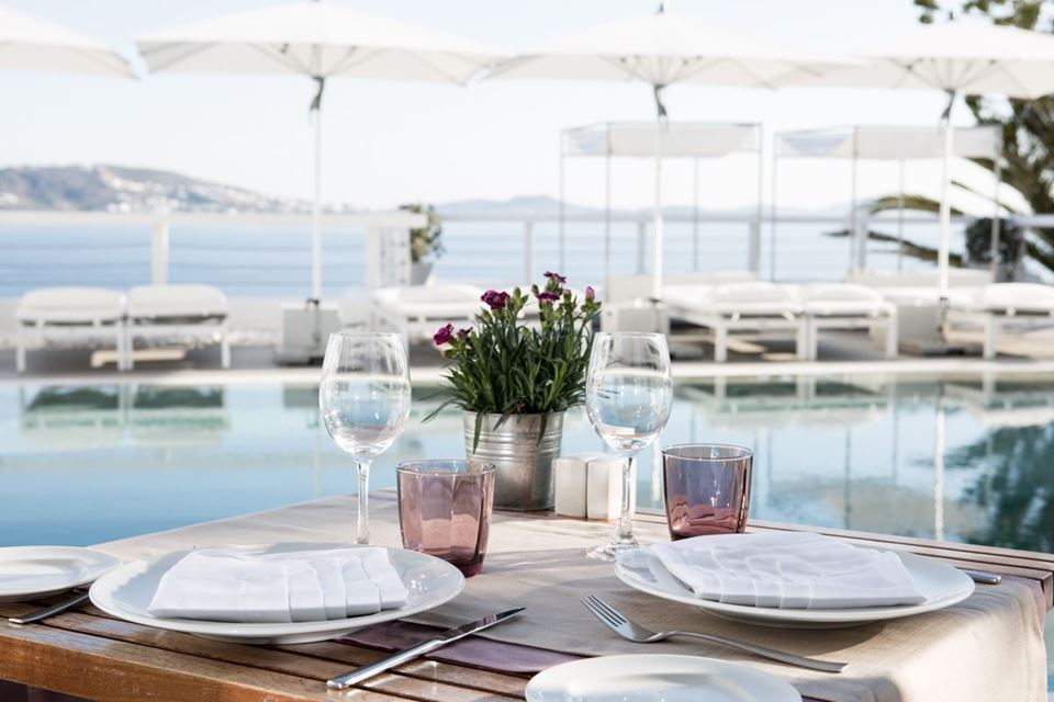 Grace Mykonos Dining & Bars