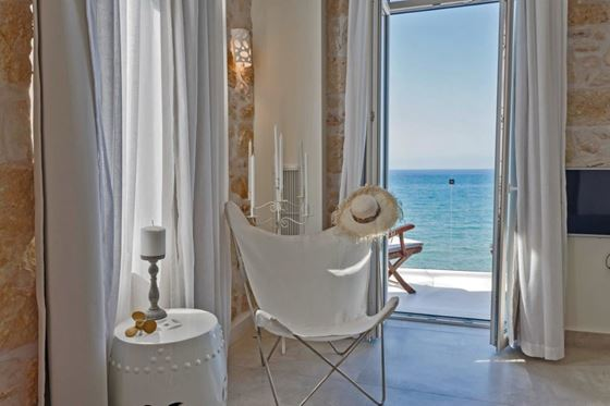 Sea View Suite (Split Level)