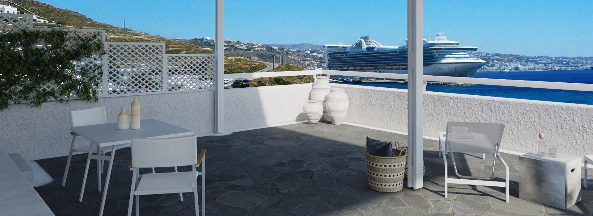 The View Aria Mykonos Suites